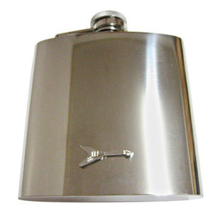 Electric Guitar Large Flask